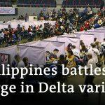 COVID-19: Manila under lockdown as Philippines fights Delta   DW News Asia