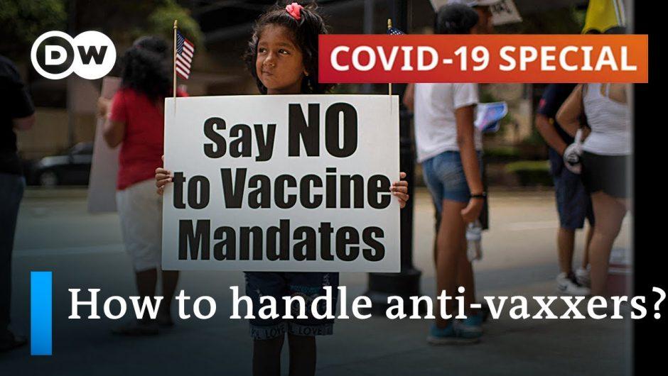Mandatory vaccinations: Human rights vs. public health?   COVID-19 Special