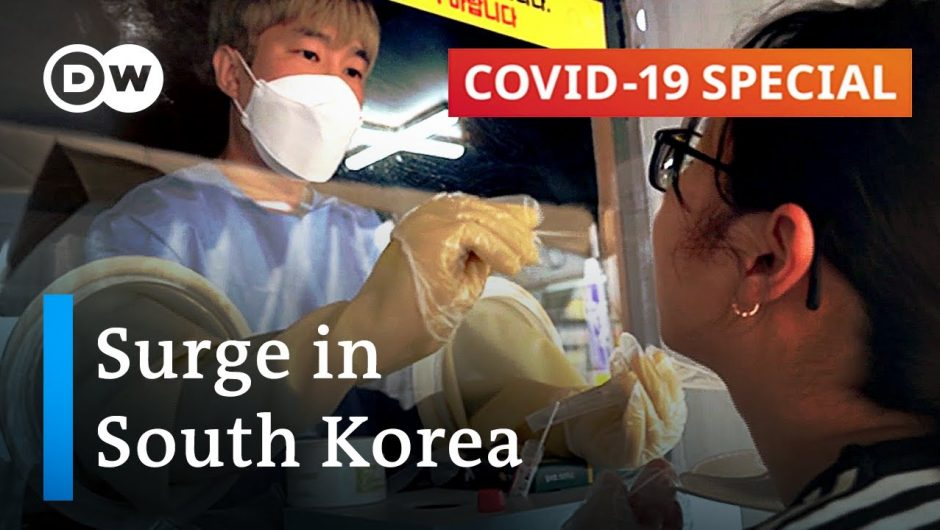 South Korea battles its worst coronavirus surge yet | COVID-19 Special