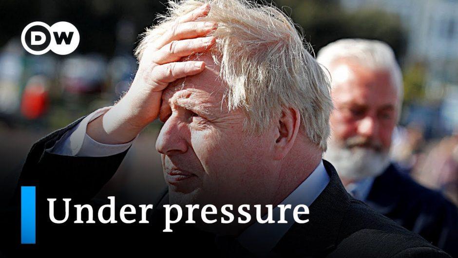 'Let bodies pile high' claims: British PM Boris Johnson denies    DW News